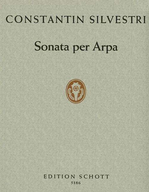 Silvestri - Sonata for Harp