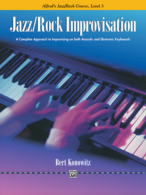 Jazz / Rock Course - Improvisation - Level 3