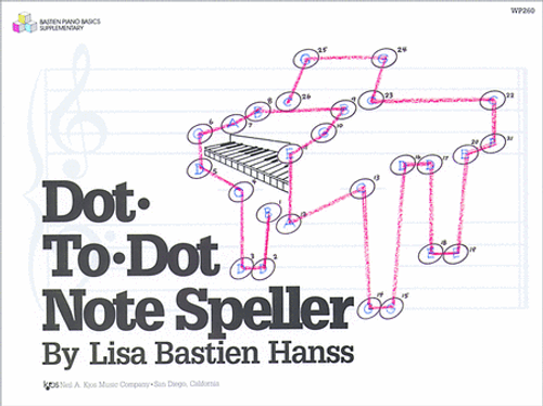 Bastien - Dot to Dot Note Speller