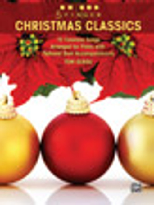 Christmas Classics - Five Finger Piano Songbook (Alfred)