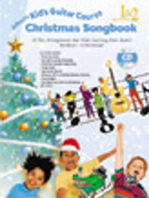 Alfred's Kid's Guitar Course - Christmas Songbook Book 1&2 - Christmas Guitar