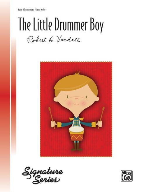 The Little Drummer Boy - Early Intermediate Piano Solo