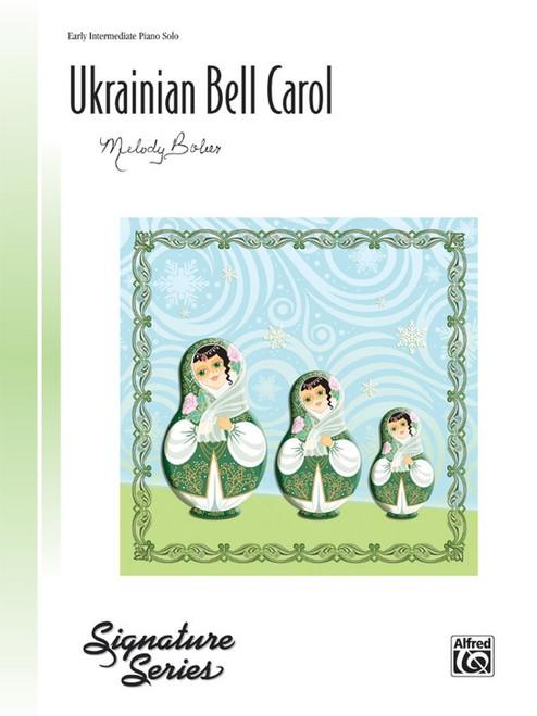 Ukranian Bell Carol - Early Intermediate Piano Solo