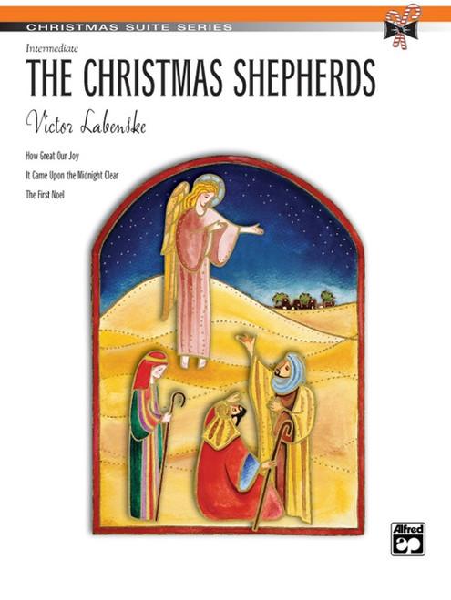 The Christmas Shepherds - Intermediate Piano Solo