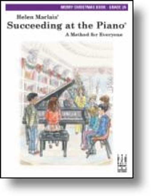 FJH - Succeeding at the Piano: Merry Christmas! - Grade 2A
