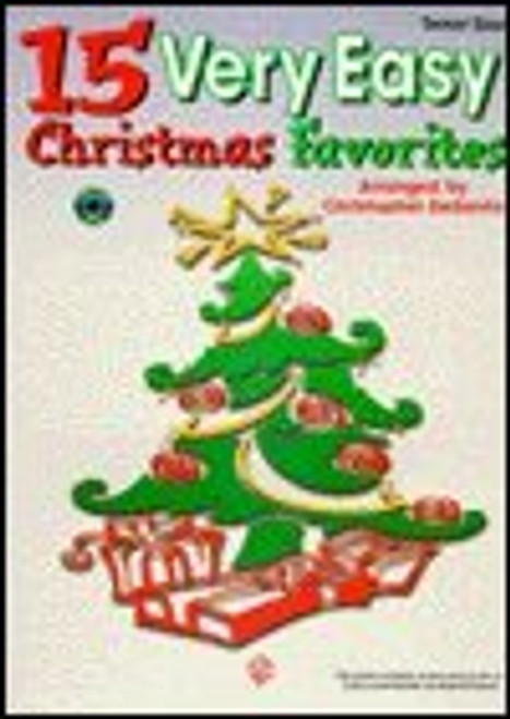 15 Very Easy Christmas Favorites for Trumpet (Book/CD Set)