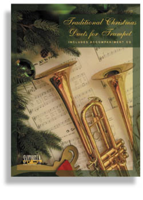 Traditional Christmas Duets for Trumpet (Book/CD Set)