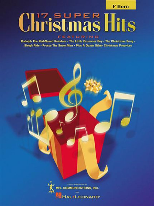 17 Super Christmas Hits for F Horn