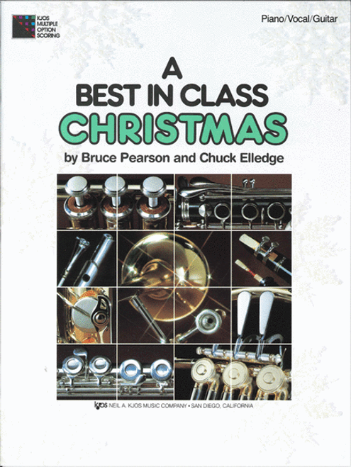 A Best in Class Christmas for Piano / Vocal / Guitar