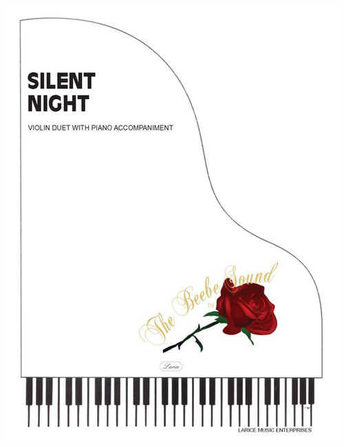 Silent Night Violin Duet with Piano