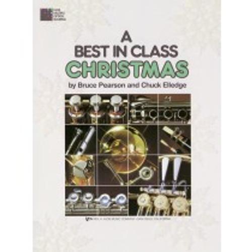 A Best in Class Christmas - Eb Baritone Saxophone