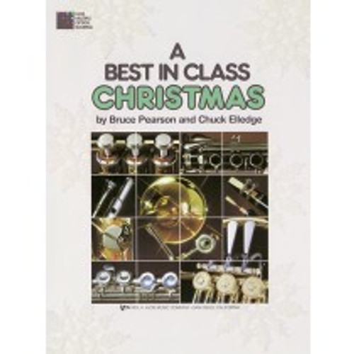 A Best in Class Christmas - Eb Alto Clarinet