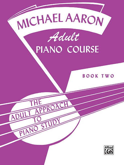 Aaron - Adult Piano Course; Book 2