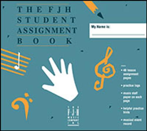 The FJH Student Organizer Book