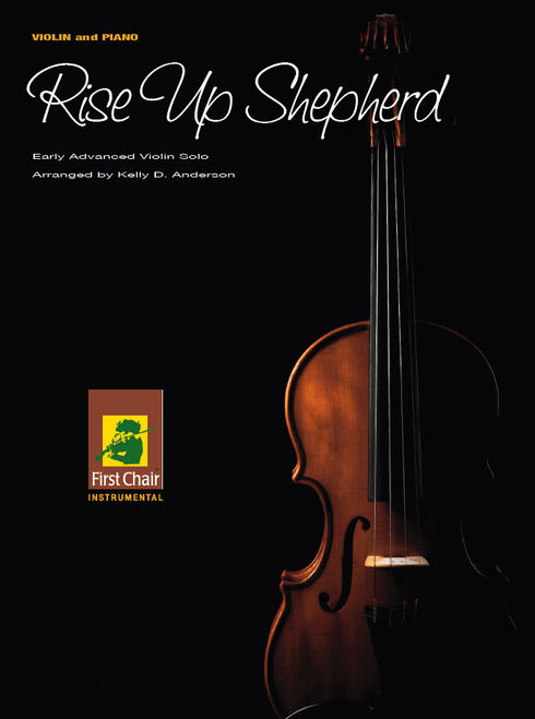 Rise Up Shepherd for Violin & Piano
