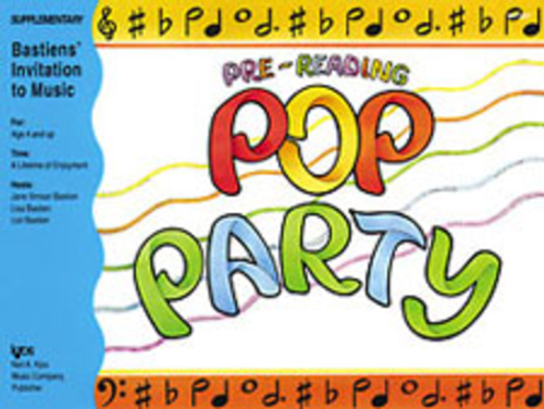 Pre-Reading Pop Party