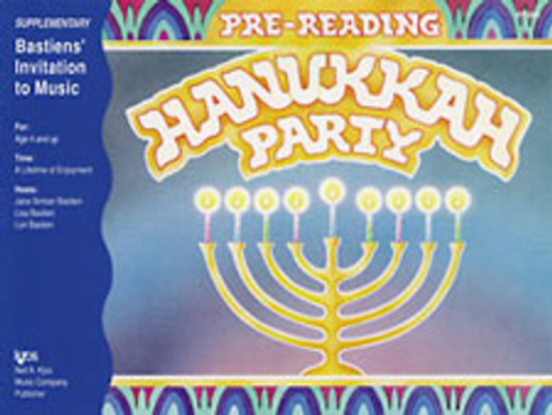 Bastiens' Invitation to Music: Hanukkah Party