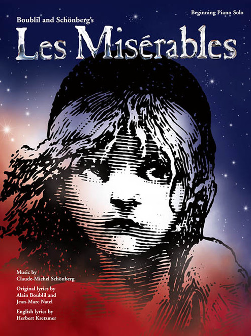 Les Misérables for Beginning Piano Solo