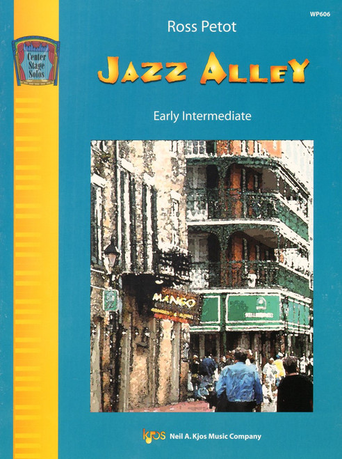 Jazz Alley for Early Intermediate Piano