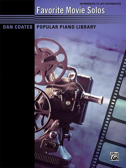 Favorite Movie Solos for Intermediate to Late Intermediate Piano