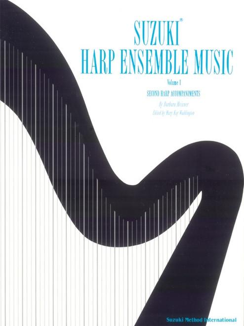 Suzuki Harp Ensemble Music Volume 1 by Barbara Meixner