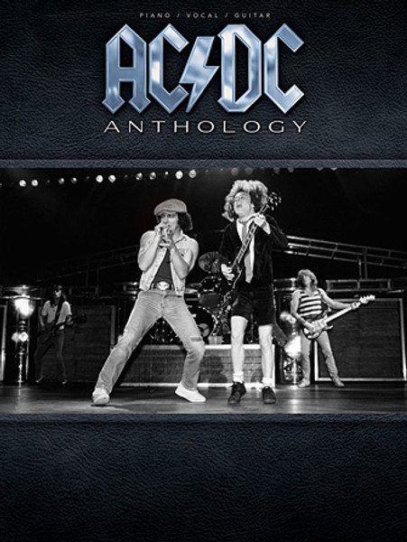 AC/DC Anthology - Piano/Vocal/Guitar Songbook