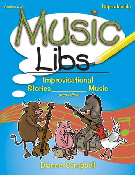 Reproducible Music Libs (Grades 4-6)