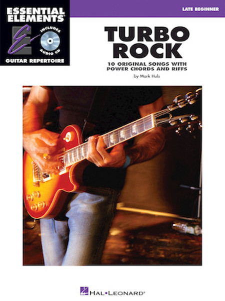 Turbo Rock (Essential Elements Guitar Repertoire)