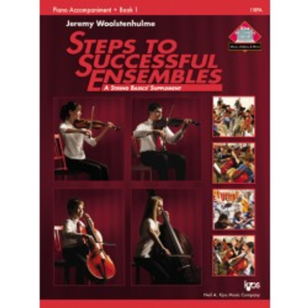 Steps to Successful Ensembles (A String Basic Supplement) - Piano Accompaniment - Book 1