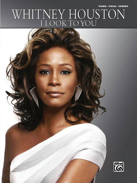Whitney Houston - I Look at You - Piano / Vocal / Guitar Songbook