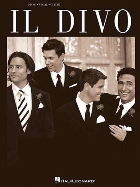 Il Divo - Piano / Vocal / Guitar Songbook