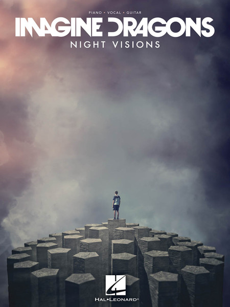 Imagine Dragons - Night Visions - Piano / Vocal / Guitar Songbook