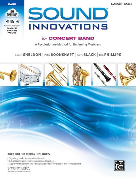 Sound Innovations Book 1 - Bassoon