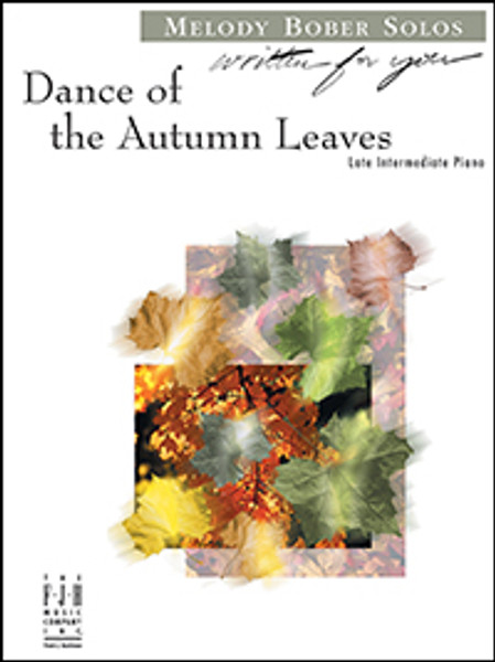 Dance of the Autumn Leaves - Melody Bober (Late Int. Piano)