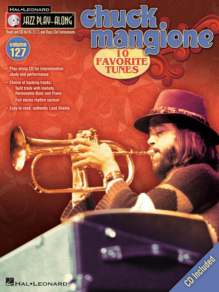 Chuck Mangione - Jazz Play-Along Volume 127
