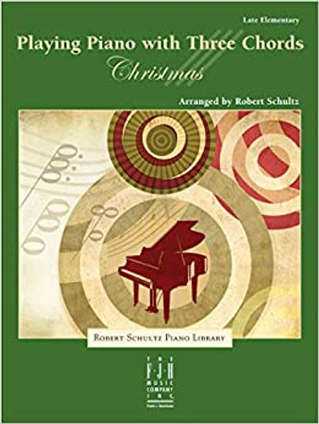 Playing Piano with 3 Chords - Christmas