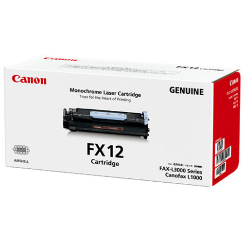 Canon FX-12 Toner Cartridge - 4,500 pages - The Cartridge