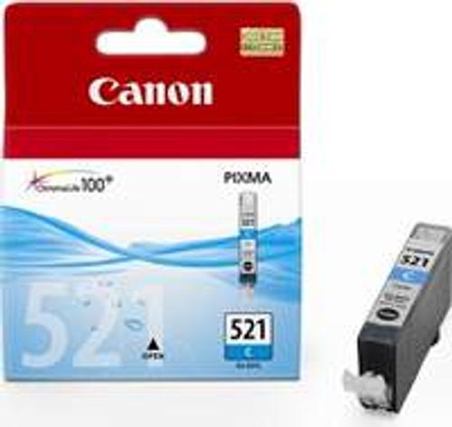 Canon CLI-521 Cyan Ink Tank