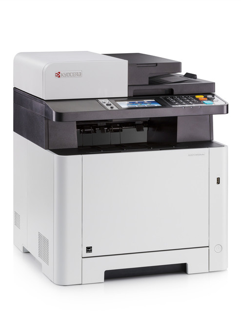 Kyocera M5526CDW Network Colour Laser MFP - Print  / Copy / Scan / Fax