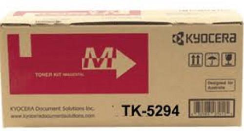 Kyocera TK5294 Magenta Toner Cartridge - 13,000 pages