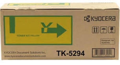 Kyocera TK5294 Yellow Toner Cartridge - 13,000 pages