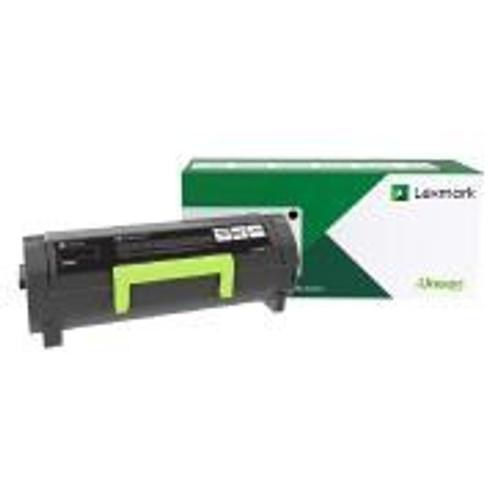 Lexmark 56FX Black Return Toner Cartridge - 20,000 pages