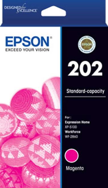 Epson 202 Magenta Ink Cart