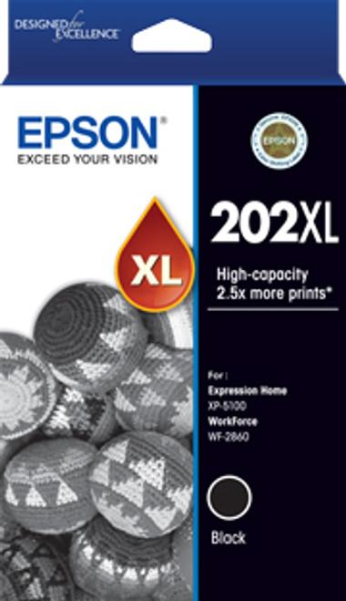 Epson 202 HY Black Ink Cartridge