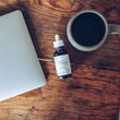 organic concentration supplement tincture coffe computer