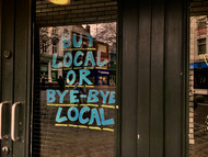 Insider Scoop: Do You Actually Support Local?