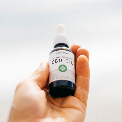 CBD Oil Robust 2000mg - Full Spectrum - Various Flavors