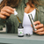 Girl holding the CBD Vape Juice 4000mg (2oz)