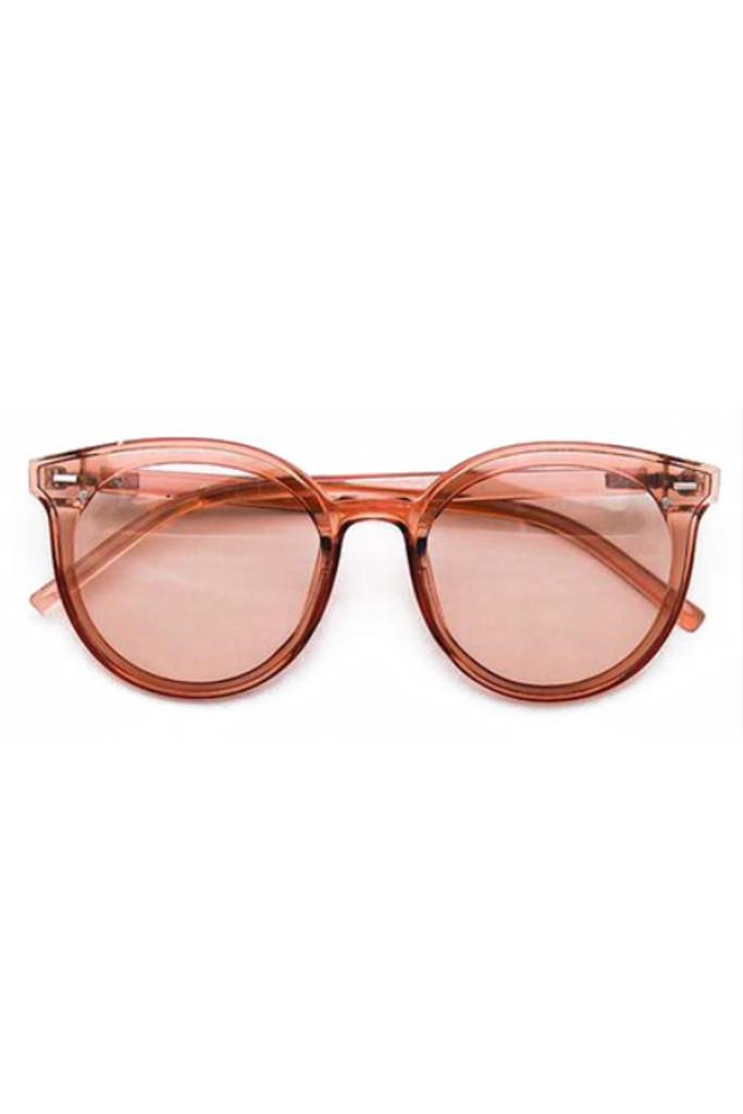 Corey Nude Cat Eye Sunglasses Sunglasses