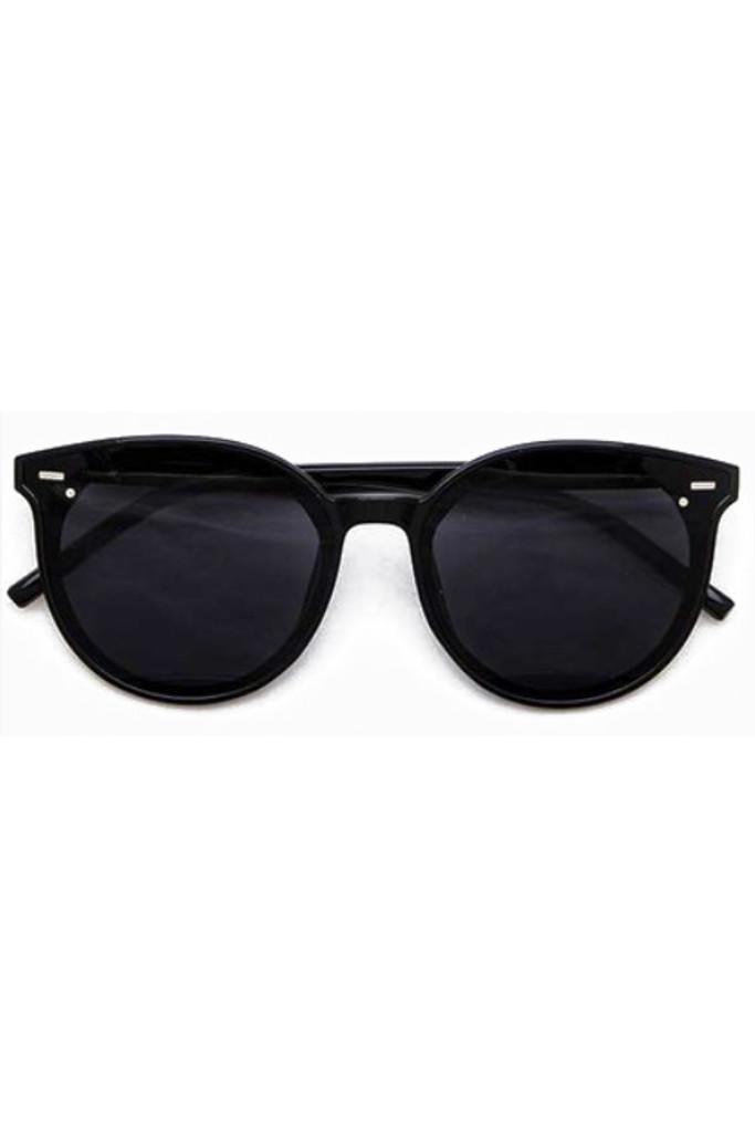 Corey Black Cat Eye Sunglasses Sunglasses